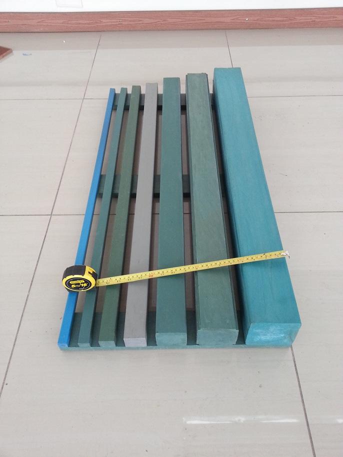 Carpinter a ebanister a con maderas pl sticas wpc - Plastico para jardineras de madera ...