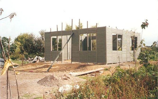 Construir casa de madera firman acuerdo para construir - Como desinfectar una casa ...