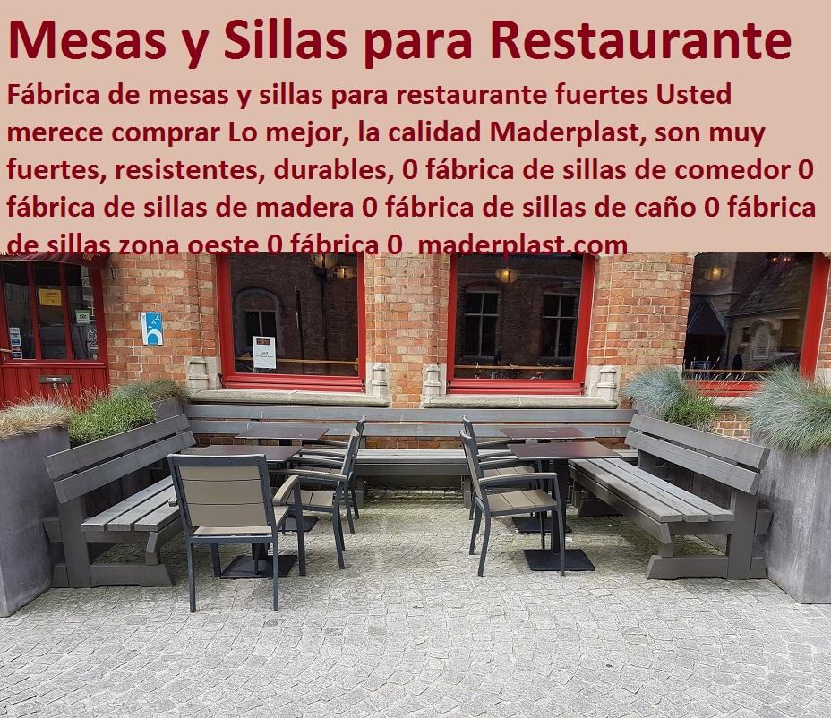 17 mesa y sillas mobiliario para exteriores pl sticos for Disenos de mesas para restaurantes