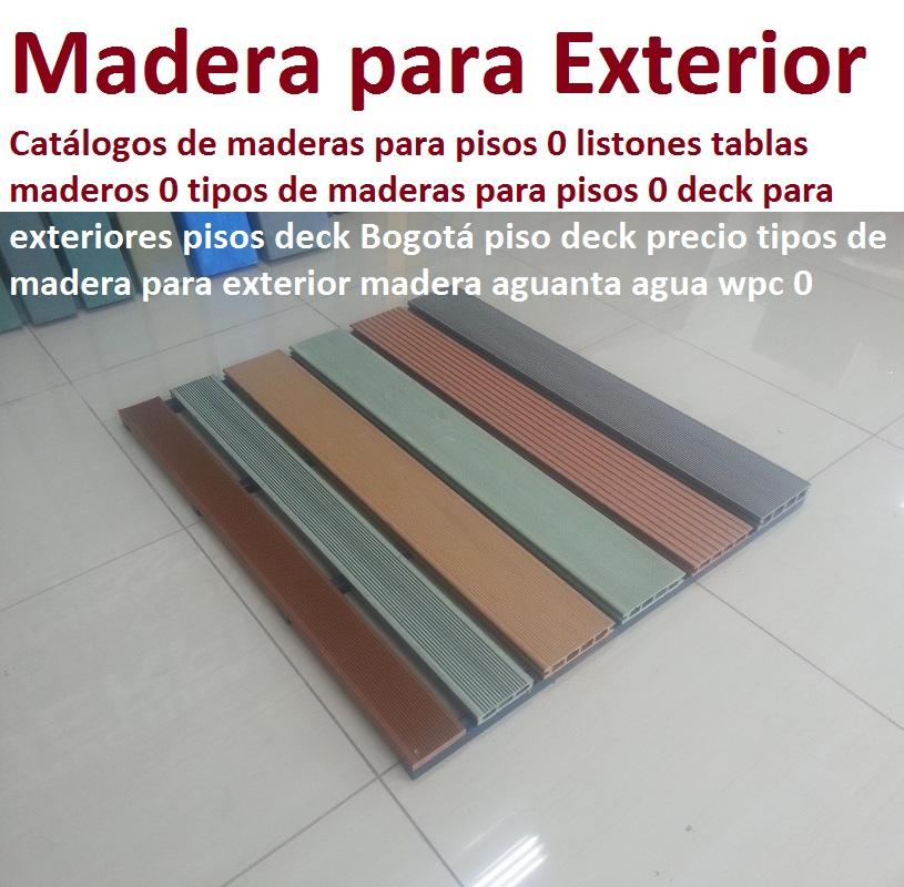 Maderas sinteticas para exteriores piso deck sintetico for Techos de madera para exterior