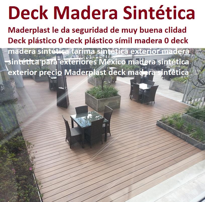 20 pisos decorativos madera pl stica finas maderas de for Aberturas pvc simil madera precios