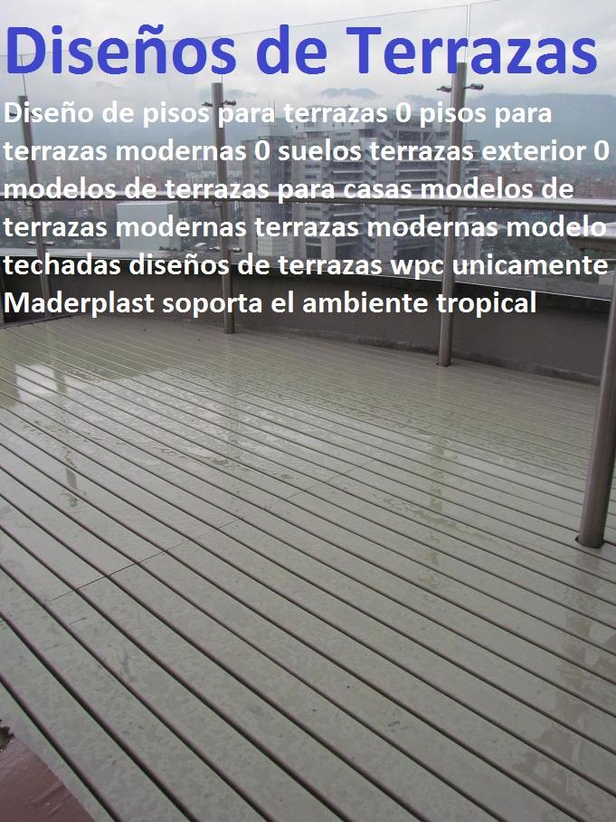 Terrazas techadas modernas planos de casas for Modelos de terrazas modernas