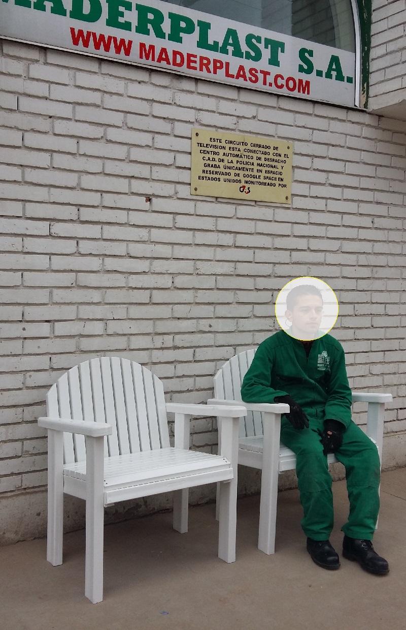 28 sillas bancas amoblamiento urbano asientos sillones - Butacas altas ...